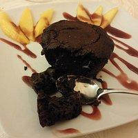 Soufflè al cioccolato