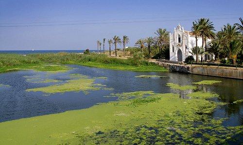 Ermita del Milagro o 'dels Peixets'