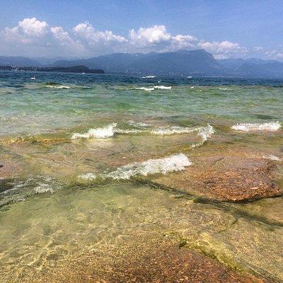 Spiaggia Giamaica.