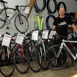 Ben Turner @ Turners Cycles