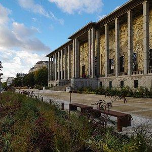 Palais de la Porte Dorée ©EPPPD