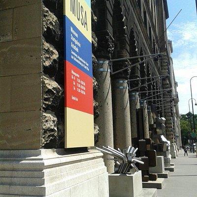 Photo of MUSA Museum Start Gallery Artothek taken with TripAdvisor City Guides