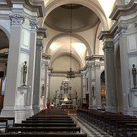 Duomo di San Daniele. Interior.