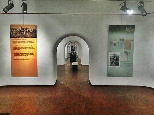 Very nice museum