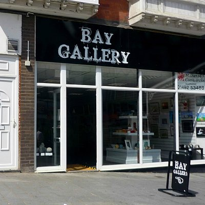 Bay Gallery - new premises on Station Road