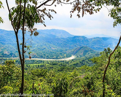 a view from mount daraitan