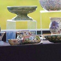 ceramics at Prom Art