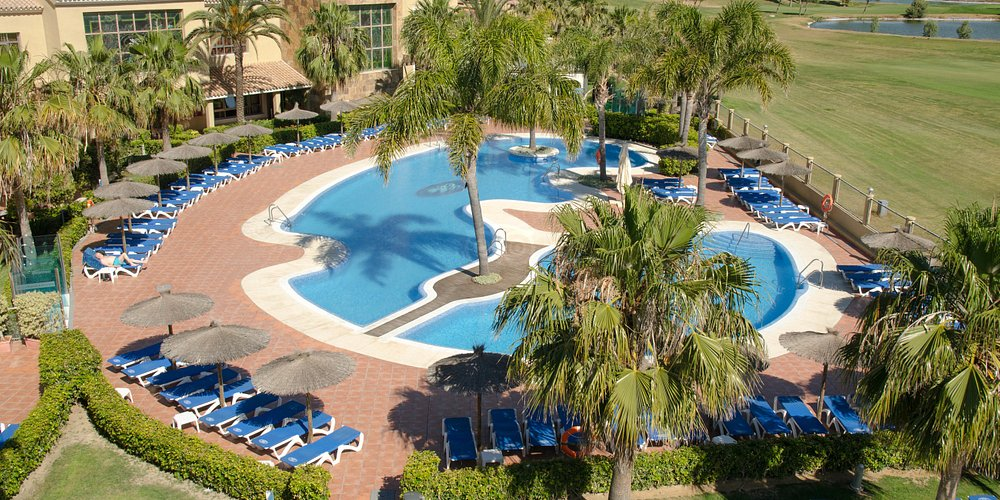 The Pool at the Elba Costa Ballena Beach Hotel