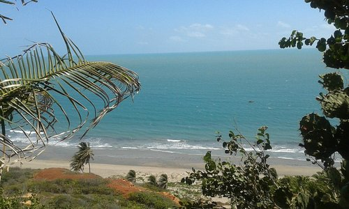 Praia Retiro Grande  |  ., Canoa Quebrada, Ceará, Brasil