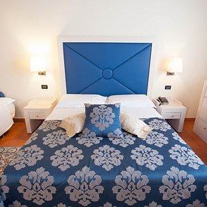The Superior Room at the Maison Tofani