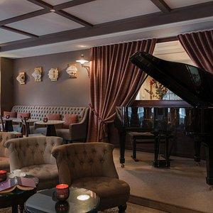 Café Laurent  Jazz club - Hôtel d'Aubusson Paris