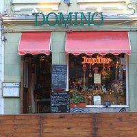 Le restaurant Domino