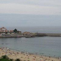 Puerto de Comillas.