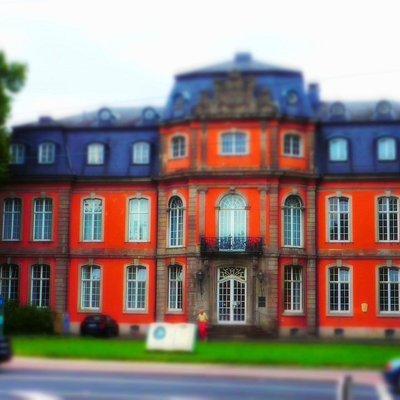 Дом через дорогу. Иоганн Вольфганг фон Гёте.