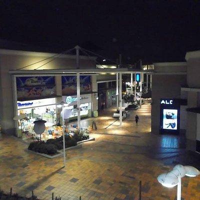 La Serena, Chile, Mall Plaza. Más de lo mismo. Galería exterior.