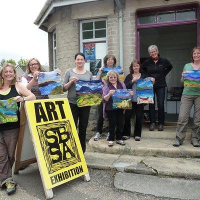 A community-run gallery