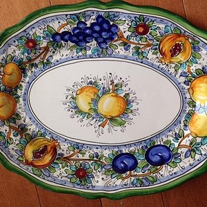 A perfect dish for caprese salad