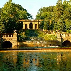 Cascade Fountain