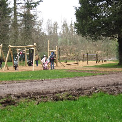 Farran Woods - Playground