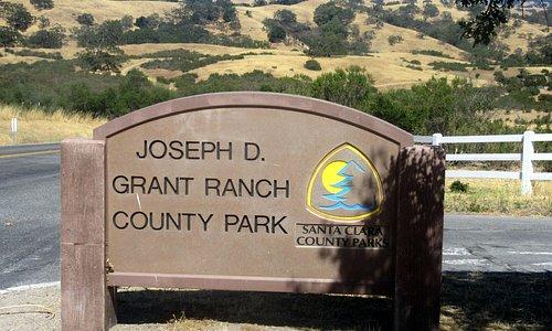 Joseph D. Grant County Park, San Jose, Ca