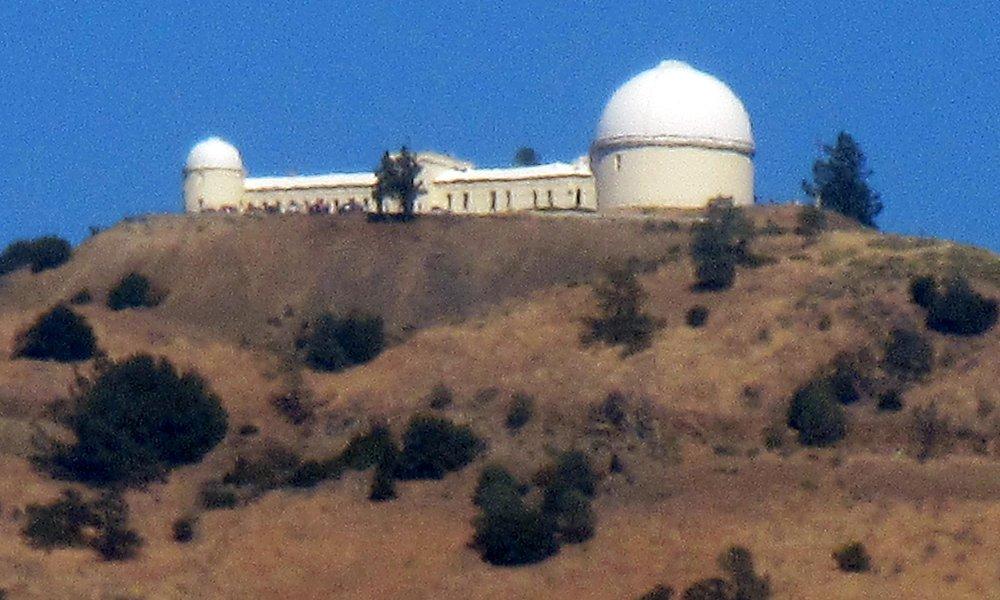 Mount Hamilton Observatory, Mount Hamilton, CA