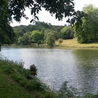 One view of lakes