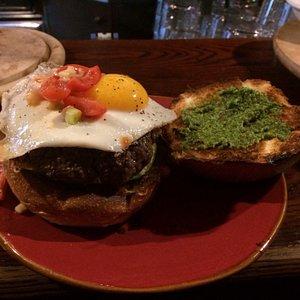 Hamburger di cavallo