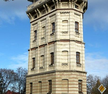 Музей истории, бывшая водонапорная башня