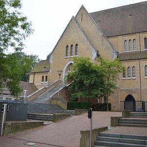 Sint-Martinus kerk (achterkant)