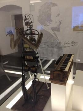L'automa suonatore di flauto (1840)