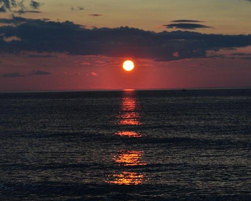 Sunset at Mayflower Beach