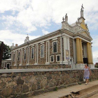 Костёл Святых Апостолов Петра и Павла  , Укмерге, Литва