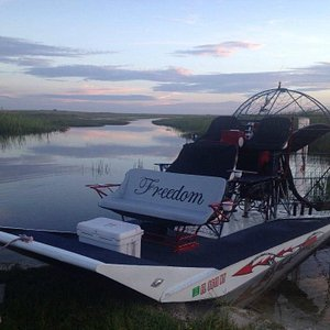 FREEDOM - Luxury in the Everglades