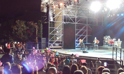 teatro d'annunzio - concerto fiorella mannoia 9/8/14