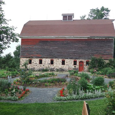The Farm house sells, fruit, jams, honey, soaps, drinks and more.