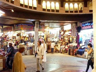 Im Bazar Muskat