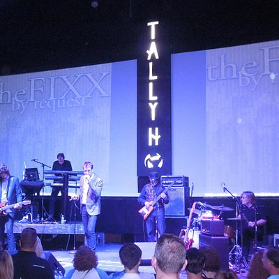The Fixx at the Tally Ho Theatre