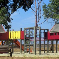 Playground Areas (Several), Baylands Park, Sunnyvale, Ca
