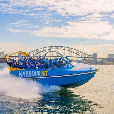 The best fun on sydney harbour!
