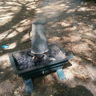 Piknik yapmak için harika bir yer
