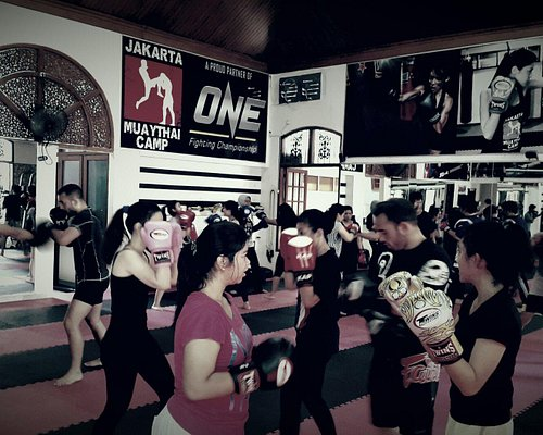 Friendly and fun training environment
