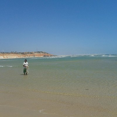 Aldeia de pescadores  - Canoa Quebrada, Ceará, Brasil