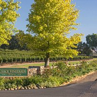 Entrance to our Vineyard & Winery