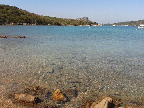 Doggie beach di Caprera
