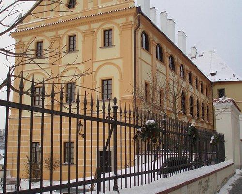 Regional Museum in winter