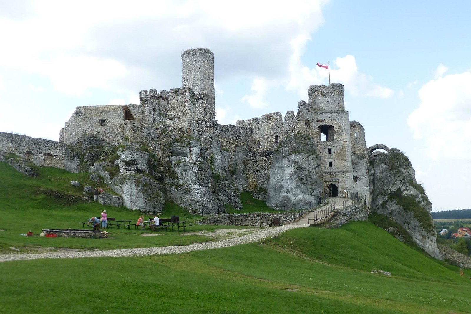 Castillo Ogrodzieniec