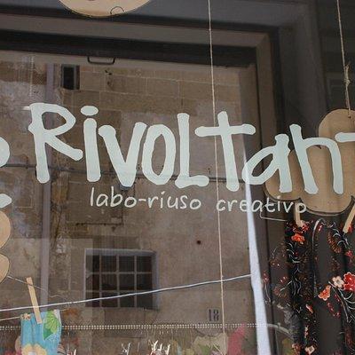 Le Rivoltanti  |  Via Idomeneo 76, 73100 Lecce, Italia