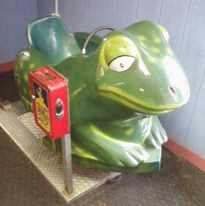 Old Fashioned Frog Ride