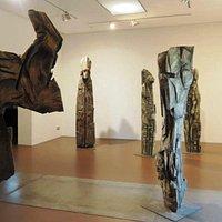 Ausstellung von Lois Fasching - Bilder und Skulpturen