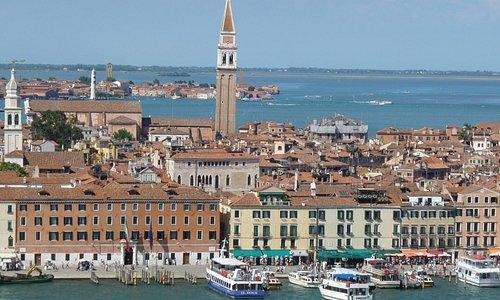 View towards Castello